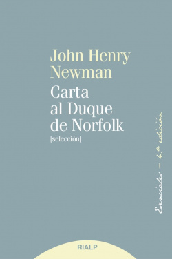 CARTA AL DUQUE DE NORFOLK