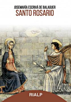 Santo Rosario. (Agenda, rústica, color)