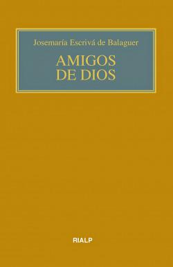 Amigos de Dios (bolsillo, rústica, color)