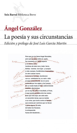 La poesía y sus circunstancias