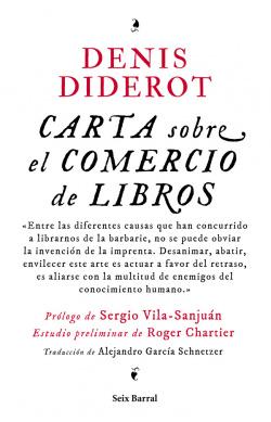 Carta sobre el comercio de los libros