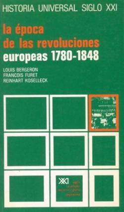HIST UNIV EPOCA LAS REVOLUCIONES EUROPEA