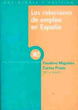 Las relaciones de empleo en España