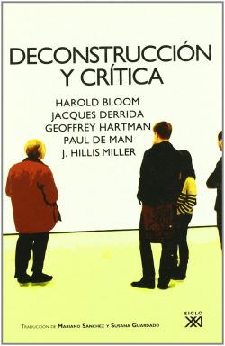 DECONSTRUCCION Y CRITICA