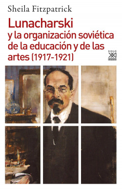 Lunacharski y la organización soviética de la educación
