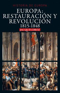 EUROPA RESTAURACION Y REVOLUCION
