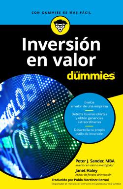 INVERSIÓN EN VALORES PARA DUMMIES