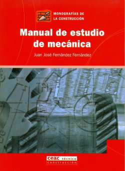 Manual de estudio de mecánica