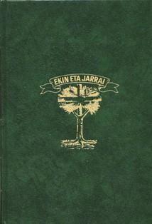 diccionario general vasco, tomo v berr-daf orotariko euskal hiztegia v.liburukia