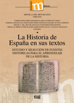 HISTORIA DE ESPAÑA EN SUS TEXTOS