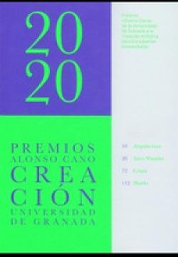 Premios Alonso Cano de la Universidad de Granada a la creación artística para estudiantes universitarios 2020