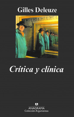 CRíTICA Y CLíNICA