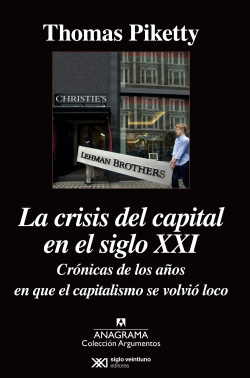 Crisis del capital siglo XXI