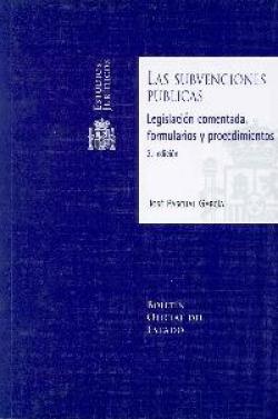 LAS SUBVENCIONES PÚBLICAS.(2ªED)