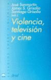 Violencia, televisión y cine
