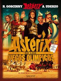 Astérix en los Juegos Olímpicos
