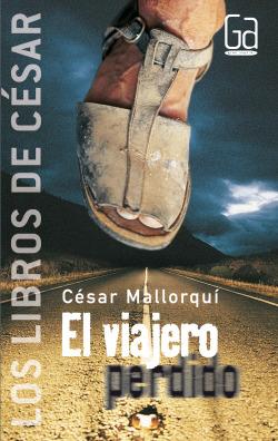 El viajero perdido - Los libros de César Mallorquí