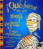 Qh.2 ser una momia egipcia