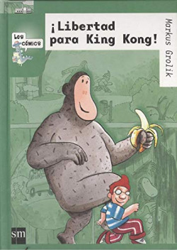 8.COMICS/LIBERTAD PARA KING KONG!.CARTONE