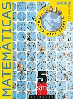 DESCAT/(G).(02).MATEMATICAS 5O.-EN GALEGO- (NOVO MUNDO TOS.M