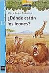 ¿dónde están los leones?