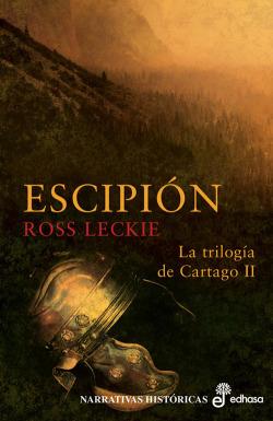 Trilogia Cartago, 2 Escipión