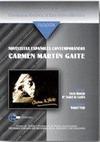 Novelistas españoles contemporáneos : Carmen Martín Gaite (v