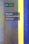 MECANICA PROBLEMAS EXPLICADOS