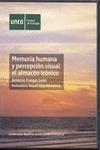 MEMORIA HUMANA Y PERCEPCION VISUAL ALMACEN IO IONICO