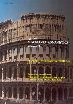 nueva miscelanea romanistica