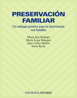 PRESERVACION FAMILIAR.(PSICOLOGIA)