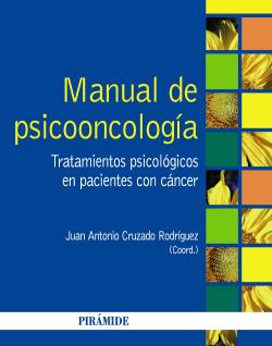 MANUAL DE PSICOONCOLOGIA.(PSICOLOGIA)