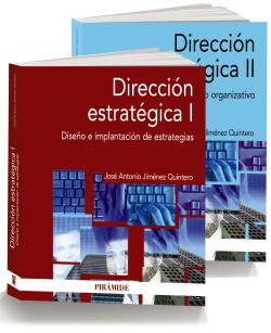 (PACK).DIRECCION ESTRATEGICA I-II