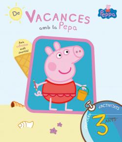 Quadern de vacances amb la Peppa 3 anys
