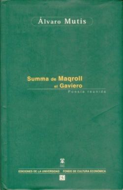 Summa de Maqroll el Gaviero : Poesía reunida