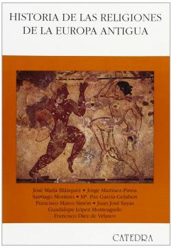 Historia de las religiones de la Europa Antigua