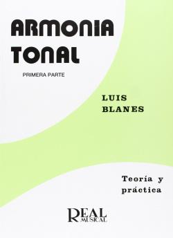 ARMONIA TONAL:TEORIA Y PRACTICA.(1ª.PARTE)