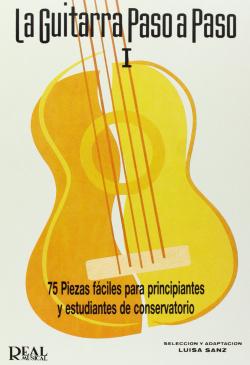 I.GUITARRA PASO A PASO:75 PIEZAS FACILES