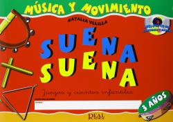 SUENA SUENA 3 AÑOS.(MUSICA)
