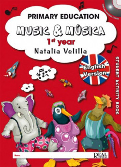 1.MUSIC AND MUSICA (+DVD).(STUDENT ACTIVITY BOOK)