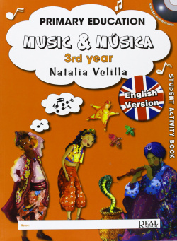 (11).MUSIC MUSICA 3.(INGLES).(STUDENT´S BOOK ACTIVITIES)DVD