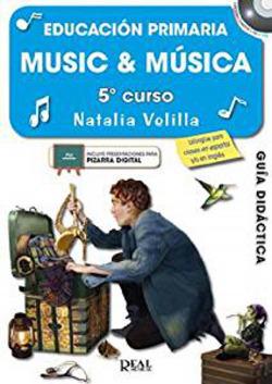 MUSIC & MUSICA VOL.5.GUIA DIDACTICA