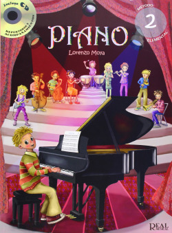 Primeros pasos de piano