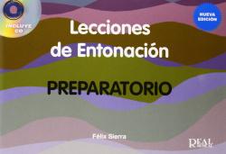 Lecciones de entonación preparatoria