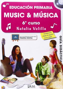 MUSIC & MUSICA VOL.6.GUIA DIDACTICA