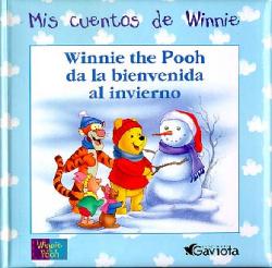 Winnie the Pooh da la bienvenida al invierno
