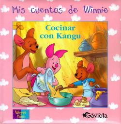 Cocinar con Kangu
