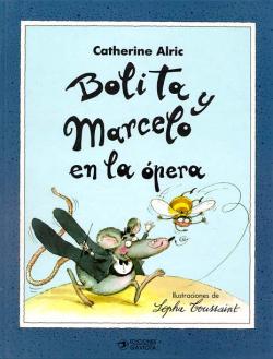 Bolita y Marcelo en la ópera