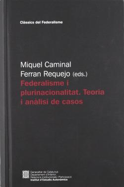 Federalisme i plurinacionalitat
