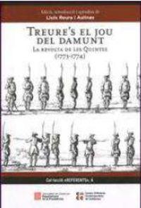 Treure's el jou del damunt. La revolta de les quintes (1773-74)